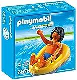 Playmobil - 6676 - Vacancier et boue de rafting