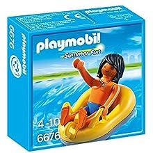 PLAYMOBIL - Tubo de Rafting para Rio (66760)