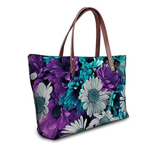 FOR Bags Rose Women Waterproof U Multi Print DESIGNS Handbag Vintage Tote Casual Fashion 5 Floral 7A7qrwa