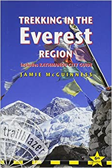 Trekking In The Everest Region PDF Descarga gratuita