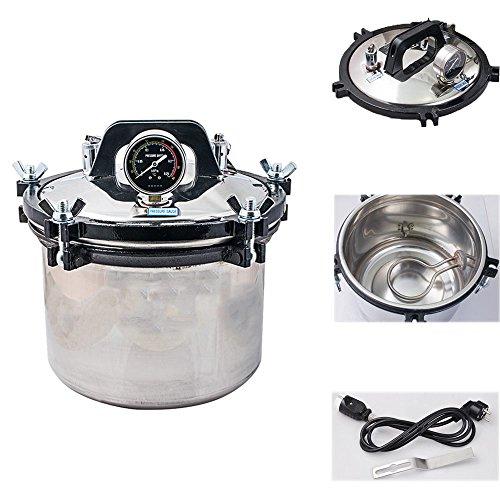 steam autoclave pot - 2