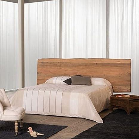 Testata letto legno sheesham. Legno massello sheesham naturale ...