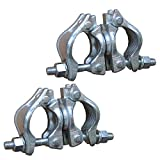 Swivel Scaffolding Clamps 2 pcs Brand New Prisms