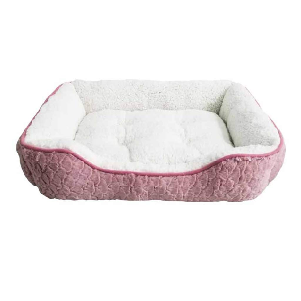 1  65cm55cm15cm 1  65cm55cm15cm DSADDSD Pet Bed Cats And Dogs Keep Warm In The Winter Durable Pet Supplies (color   1 , Size   65cm55cm15cm)