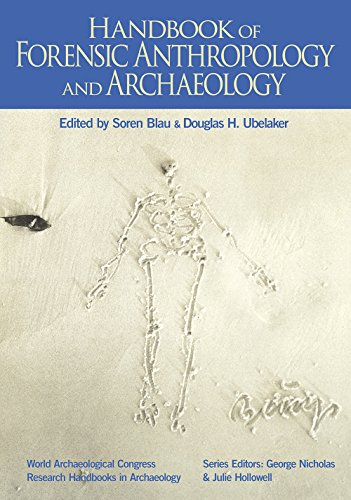Handbook of Forensic Anthropology and Archaeology (WAC Research Handbooks in Archaeology)