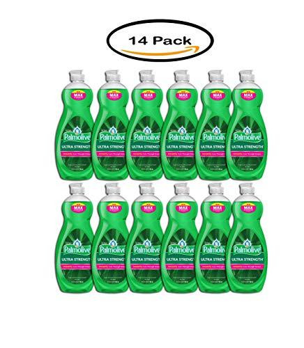 (Pack of 14 - Palmolive Ultra Strength Liquid Dish Soap, Original - 32.5 fl oz)