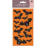 EK Success Sticko Sticker, Bat Crazy