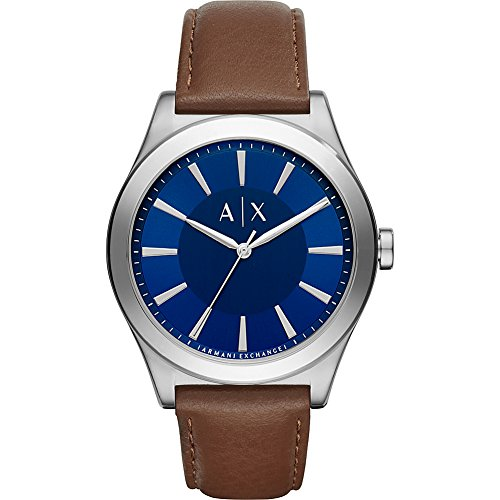 AX-Armani-Exchange-Smart-Leather-Watch