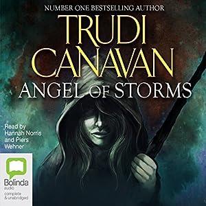Angel of Storms Audiobook
