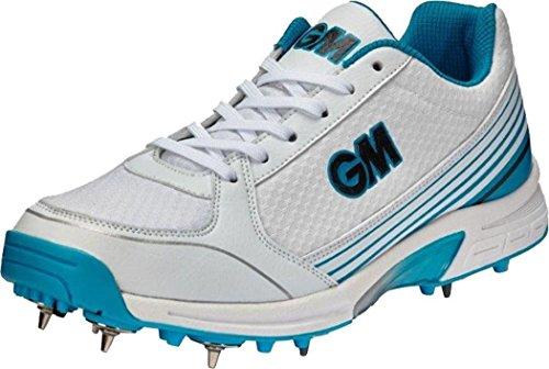 GUNN & MOORE Maestro multifonction (6407) Chaussures de Cricket de Sport pour Homme Pics