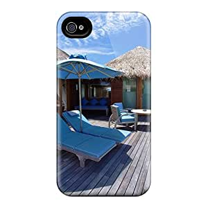 Iphone Cases - Cases Protective For Iphone 6- Exotic Ocean Bungalows