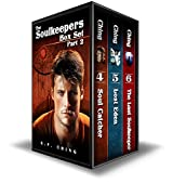 The Soulkeepers Series, Part Two (Books 4-6) (The Soulkeepers Boxset Book 2)