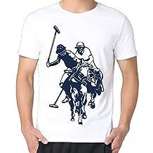 U.S. Polo Assn Logo Polo Association Men's Casual T-shirt