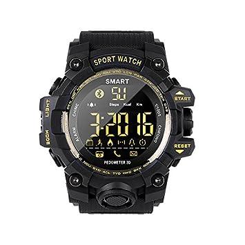 BOBOLover Reloj Deportivo,Reloj Inteligente Hombre Pulsera de Actividad Inteligente Reloj Digital Reloj Automatico de Hombre: Amazon.es: Deportes y aire ...