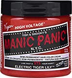 Manic Panic Tiger Lily Semi-Permanent Color Cream