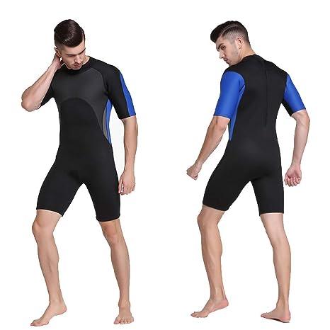 Traje de neopreno para hombre, traje de surf para hombre ...