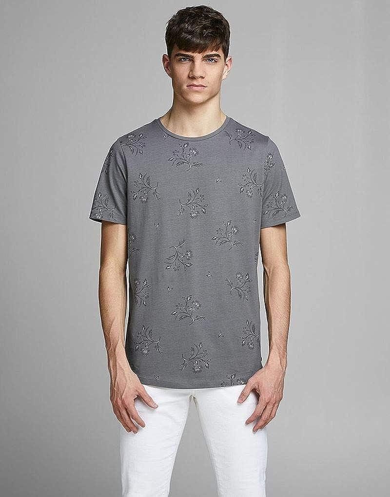 Jack and Jones James T-Shirt in Sedona Sage