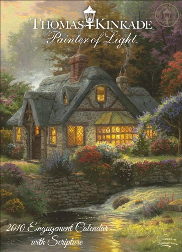 Thomas Kinkade Painter of Light with Scripture: 2010 Engagement -