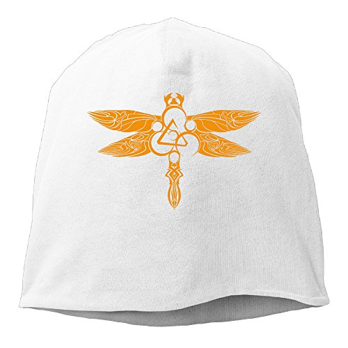 YUVIA Coheed Cambria Rock Band Men's&Women's Patch Beanie Hip-HopWhite Hats For Autumn And Winter - St Rock Sandal