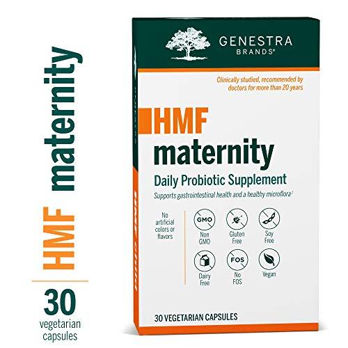 c2598dd5daa3b Genestra Brands - HMF Maternity - Probiotic Formula for Pregnant Women - 30  Capsules