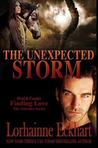 book cover of The Unexpected Storm