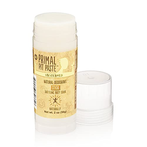 Primal Pit Paste All Natural Unscented Deodorant
