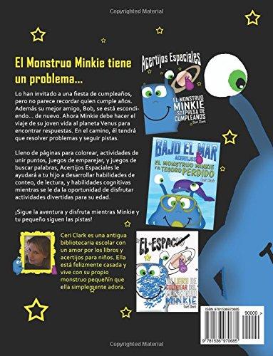 Acertijos Espaciales: El Monstruo Minkie y la Sorpresa de ...