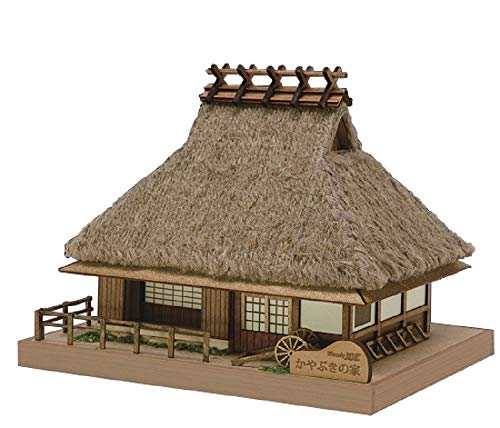 Mini Architecture Series No.5 Thatched ()