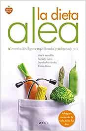 La dieta Alea: alimentación ligera, equilibrada y adaptada a ti ...