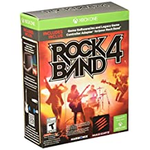 Mad Catz Rock Band 4 for Xbox One with Legacy Game Controller Adapter - Standard Edition