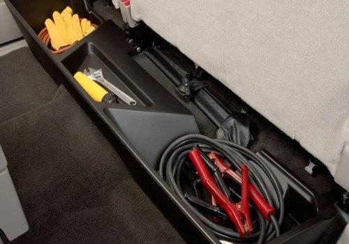 - GM OEM Chevy Silverado Underseat Storage Box - 23183670