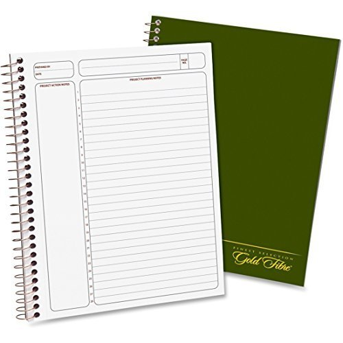 Ampad Gold Fibre Classic Project Planner - 3 Pack