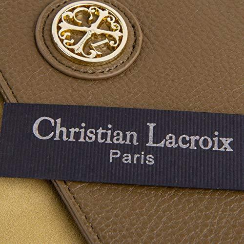 Gador Marron Sac Moyen Femme Bandoulière Christian Bicolore Lacroix xXagwqR