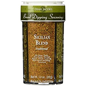 Dean Jacobs Bread Dipping Seasonings, Large, 4.0-Ounce (4 Spice Variety Pack) 51PqhzWsBOL