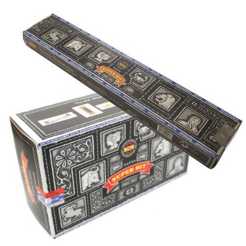Nag Champa-Satya Super Hit-12 boxes-180 grams Best Incense Ever.
