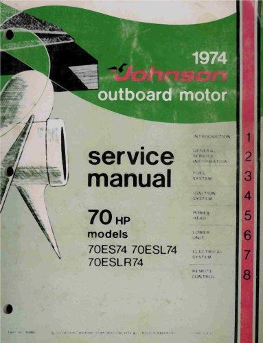 70 hp johnson outboard motor - 8