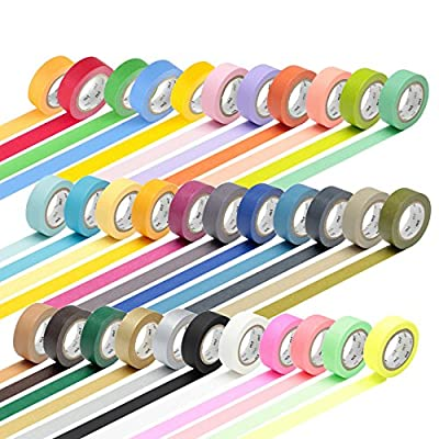 mt Solids Washi Paper Masking Tape