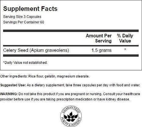 Amazon.com: Swanson – Extracto de semillas de césped para ...