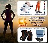 Dimok Running Belt Waist Pack - Water Resistant