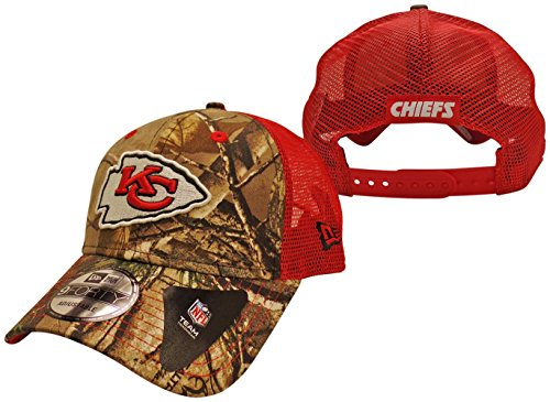 Kansas City Chiefs Mesh Camo Hat – Football Theme Hats 2de87b9a2d5f
