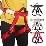 Syiswei Climbing Harness Safe Seat Belt Harness For Outdoor...