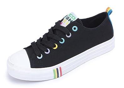 Damen Sneaker Mehrfarbig Sortiert 35 EU Frau TRl6Gl