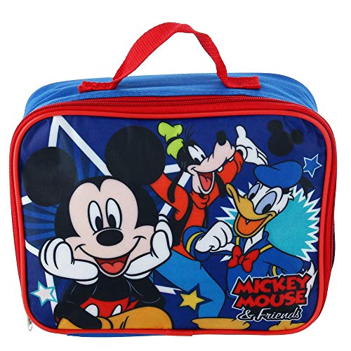 Disney Mickey Mouse and Friends Insulated Lunch Box - Lunch Bag