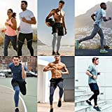 Thermajohn Men's Compression Pants for Workout and