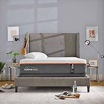 Amazon.com: Tempur-Pedic Cloud Luxe Breeze 1.0 Soft Mattress ...