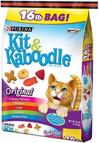 Purina Best Dry Cat Food Kit Kaboodle Original Treats Favorites Wellness Feast Nutrition Gourmet