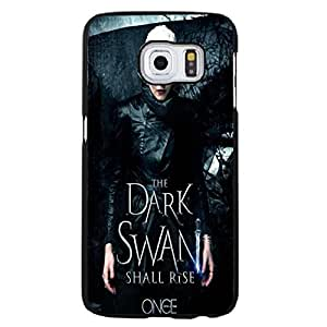 Samsung Galaxy S6 Edge Plus Case Cover,Once Upon A Time Phone Case,Artwork Novel Series Vintage Popular Once Upon A Time Protect Case Cover