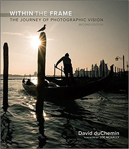 Within the Frame text book photography