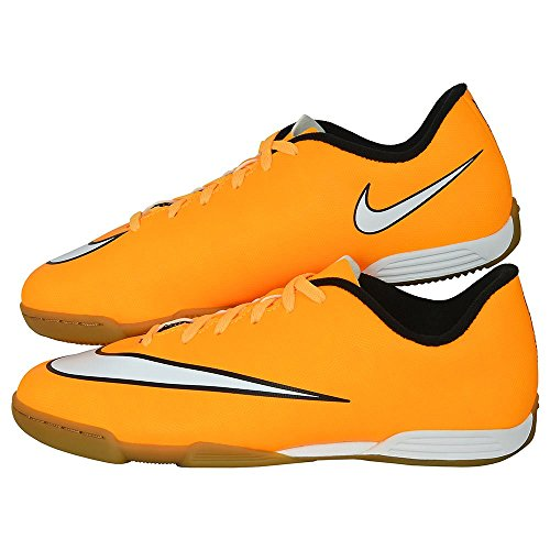 Nike - JR Mercurial Vortex II IC - Color: Naranja - Size: 31.0