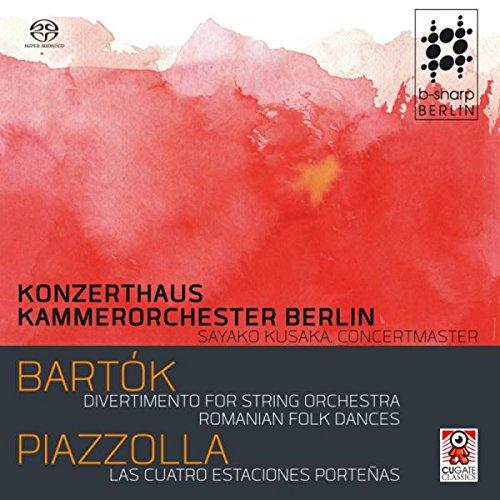 BARTOK / PIAZZOLLA / KONZERTHAUS CO BERLIN
